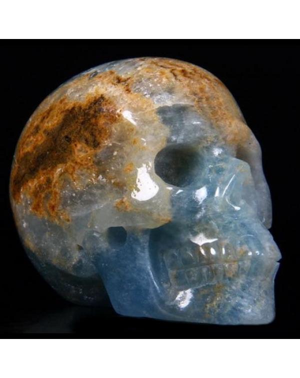 Argentinian Onyx Skull