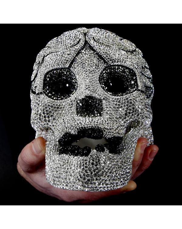 Swarowski Skull