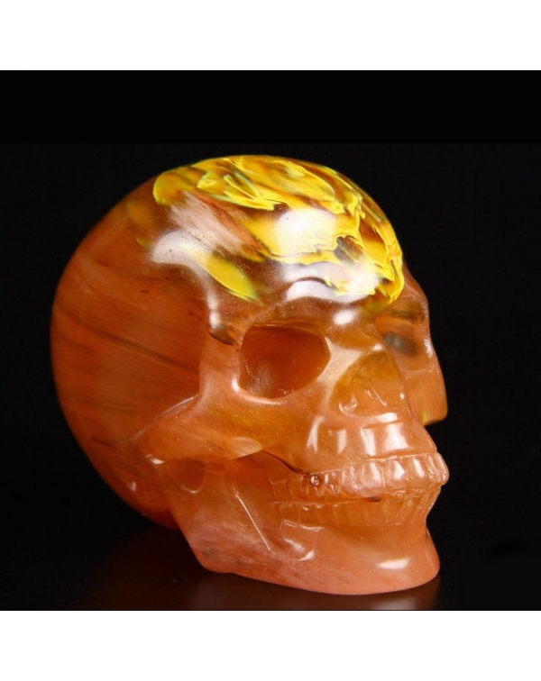 Smelted Quartz Skull