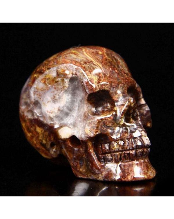 Pietersite Skull