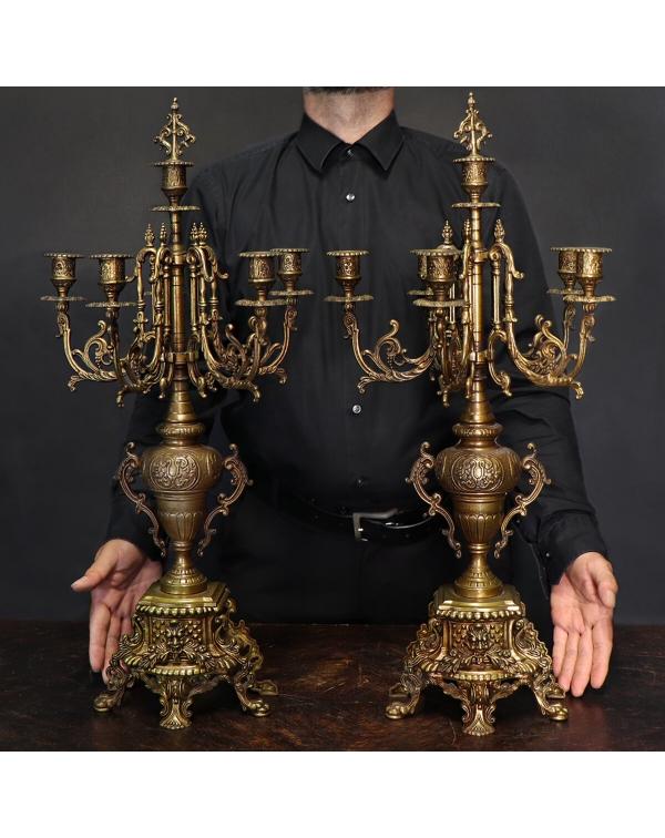 Napoleon III Style Candelabrum