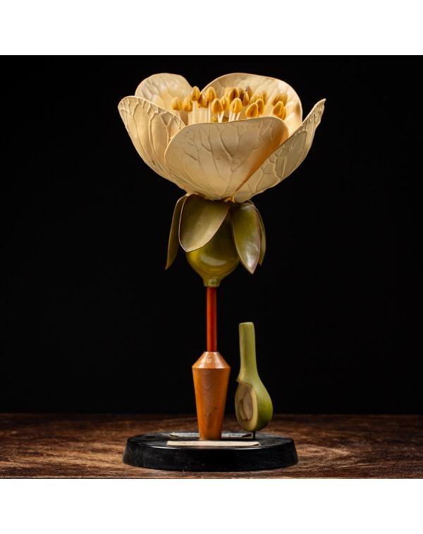 Antique Anatomical Plant Model - Prunus Avium