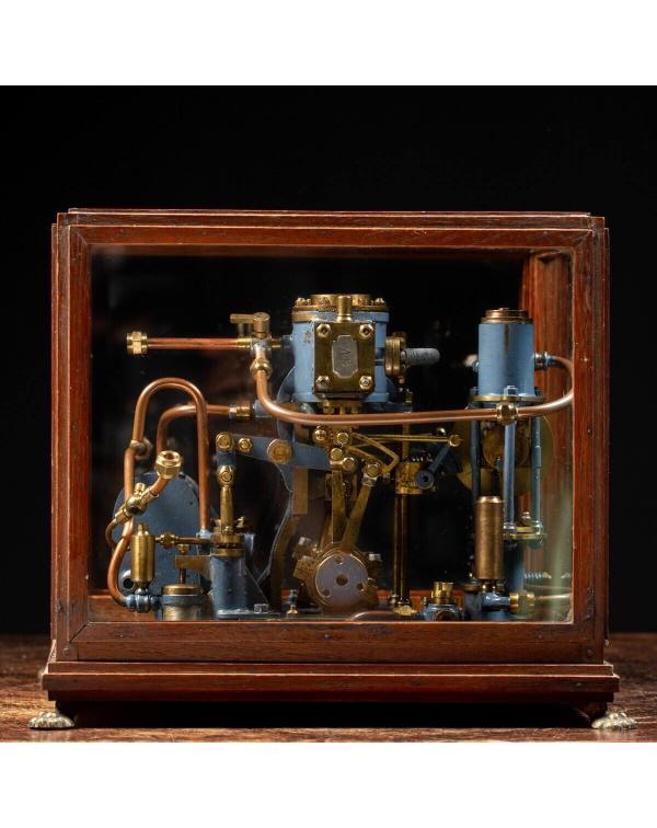 First Steam Engine Model - 1916