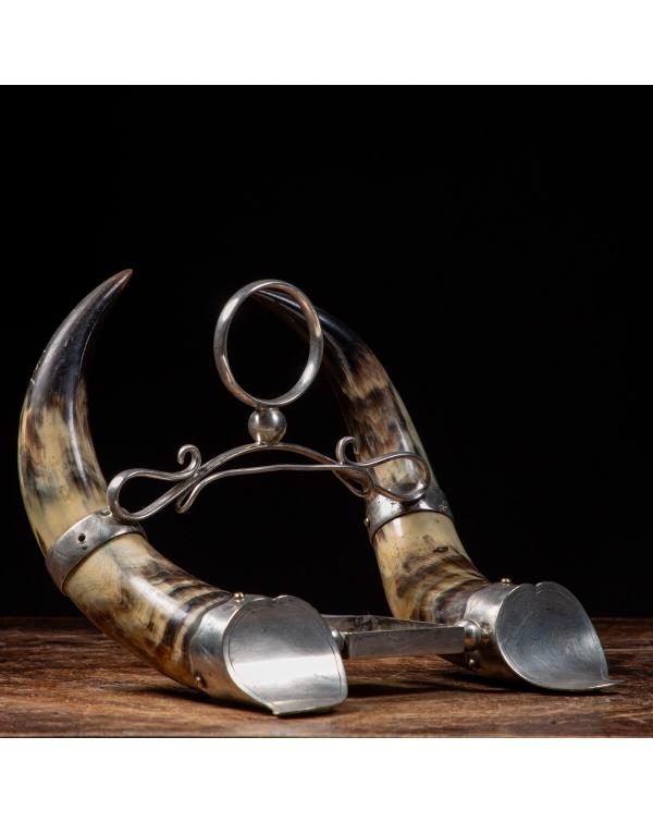 Snuff Buffalo Horn