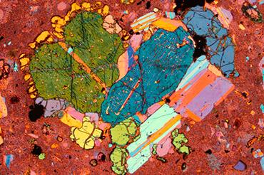 I minerali diventano arte
