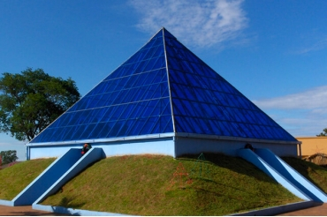The Esoteric Pyramid from Ametista do Sul