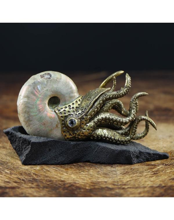 Ammonite Sculpture