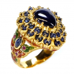 Gold Plated Ring (5)