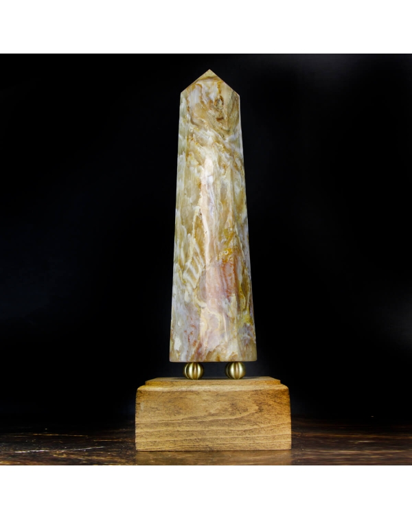 Agate Obelisk