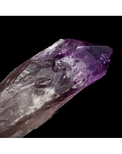 Extra Clear Amethyst Point