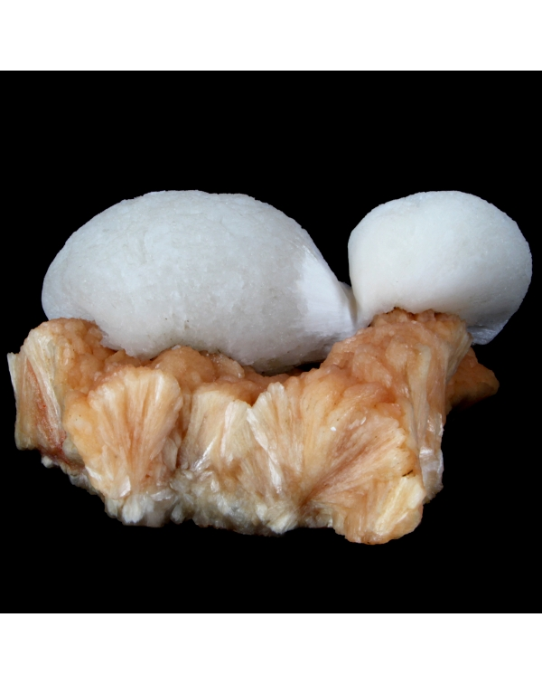 Mesolite and Stilbite