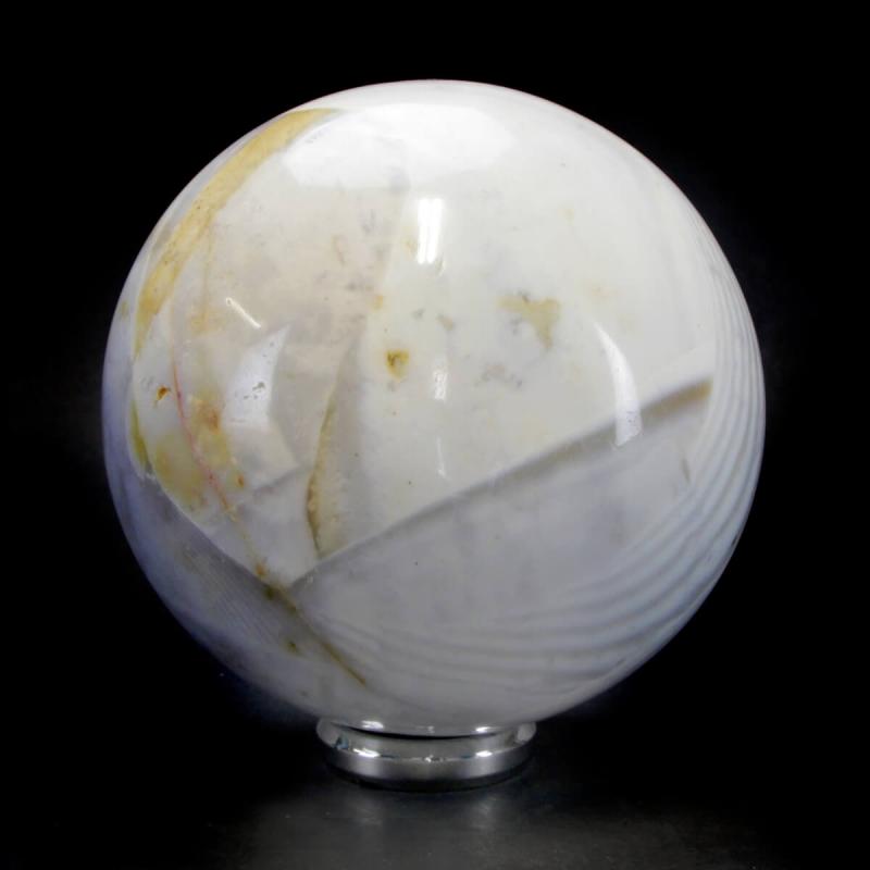 Jasper Zebra Sphere