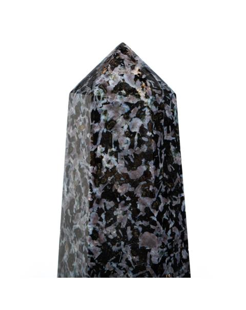 Indigo Gabbro Obelisk