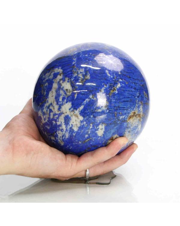 Lapis Lazuli Sphere - Top Quality