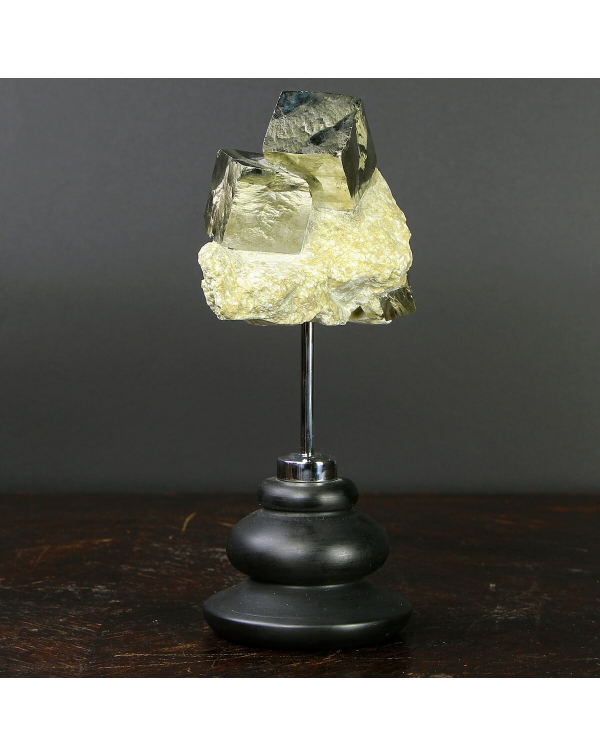 Pyrite on matrix