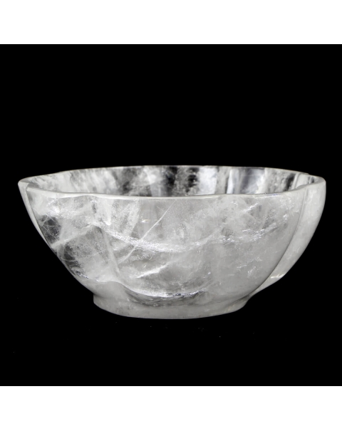 Crystal Quartz Bowl