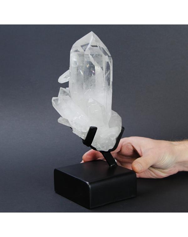 Lemurian Crystal Quartz