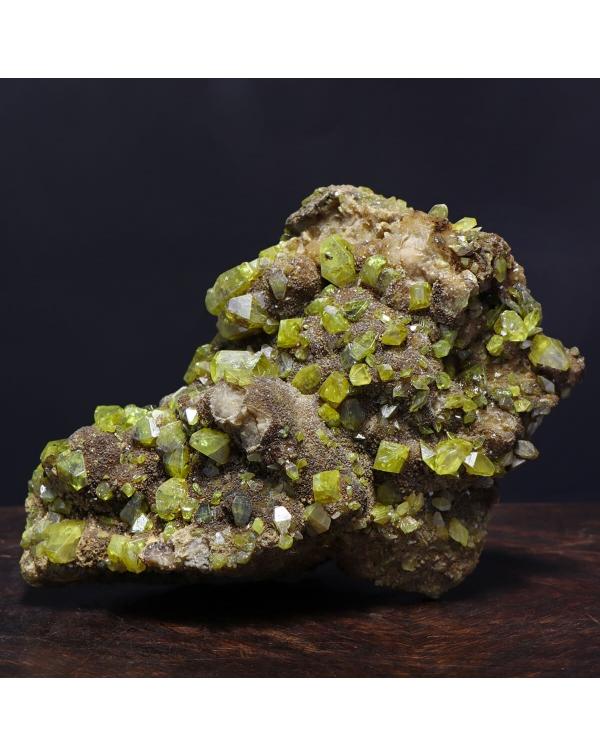 Bituminous Sulfur