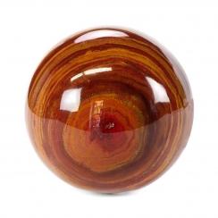 Red Jasper Spheres (8)