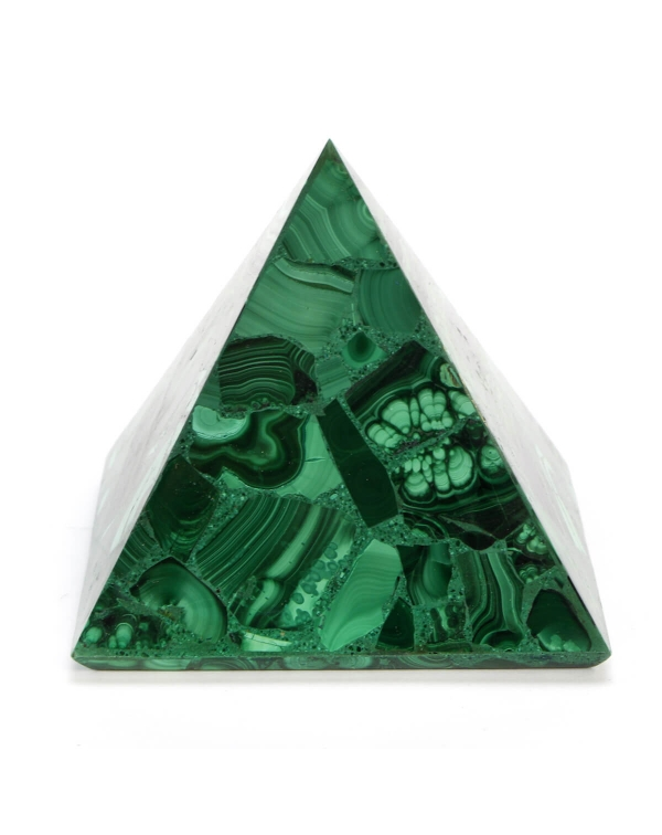 Malachite Pyramid