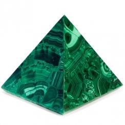 Malachite Pyramids (2)