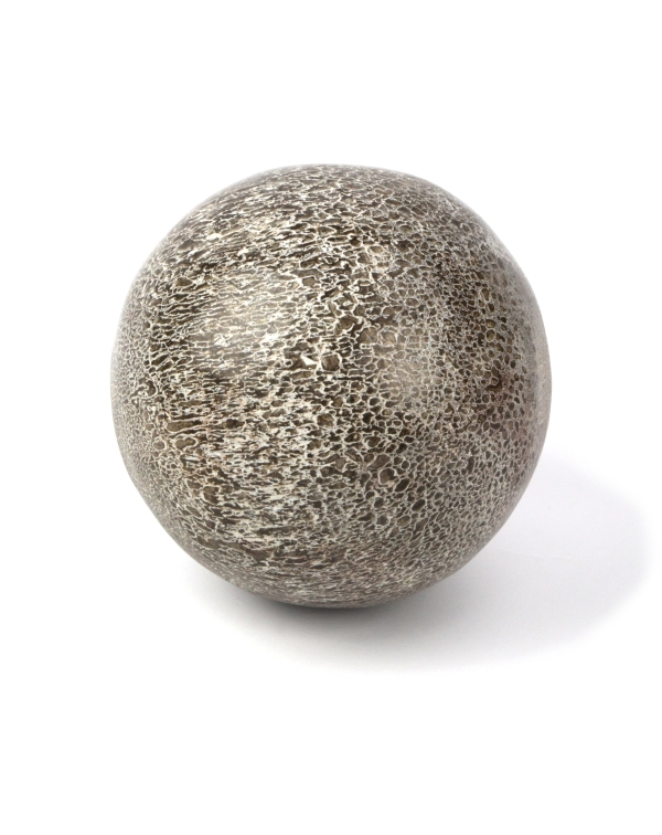 Sphere made from Atlasaurus Bone