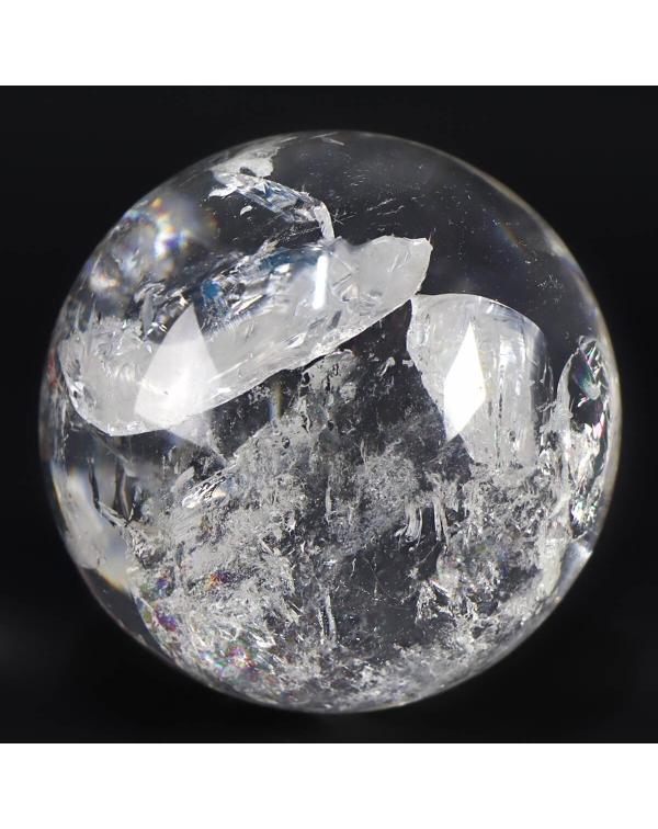 Large Quartz Sphere