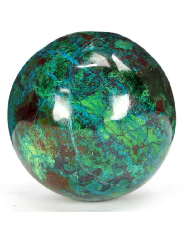 Sphere of Chrysocolla