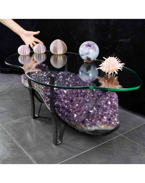 Amethyst Table