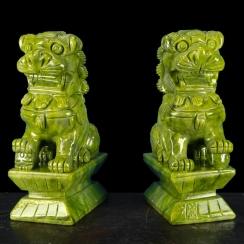 Jade Statues (1)